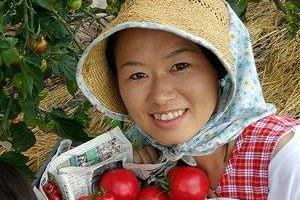 樋口農園 樋口 歌奈さん